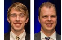 Blom, Nolan win Marshall leadership awards