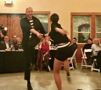 Local stars dance for Rotary fundraiser